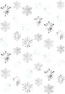 Amscan String Snowflakes Hanging Decorations 6 Pieces