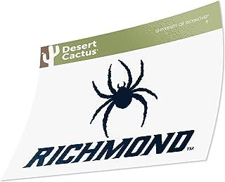 University of Richmond Vinyl Decal Laptop Water Bottle Car Scrapbook (Sticker - 9)