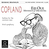 Copland: Fanfare For The Common Man / 3Rd Symphony