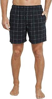 Schiesser Men's Long Boxer Pyjama Bottoms