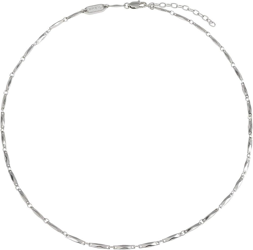 Breil  collana  unisex in acciaio inossidabile TJ2826