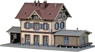 Faller 282707 Guglingen Station with Shed Z Scale Building Kit