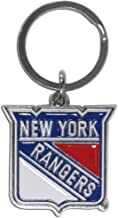 NHL Chrome and Enameled Key Chain