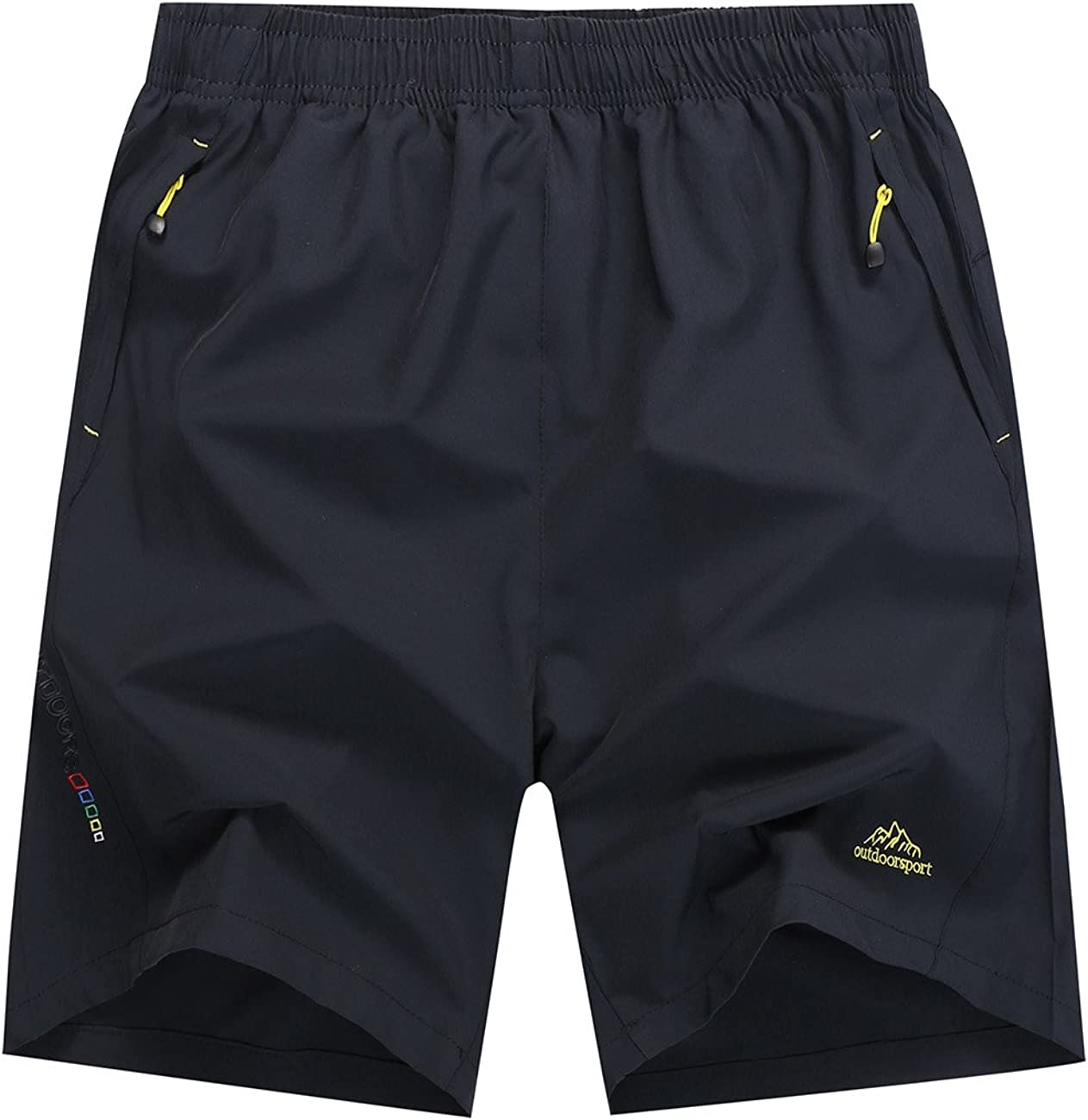 Yifun New mail order Outdoor Mens Quick Don't miss the campaign Shorts Camping Hiking Dry