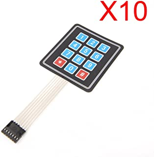 Best 4x3 matrix keypad description Reviews