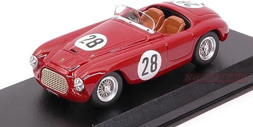 Art-Model AM0378 Ferrari 166 MM N.28 Portugal Gründ Prix 1952 C.BIONDETTI kompatibel mit