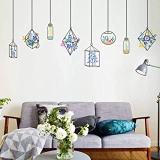 crystal wall stickers