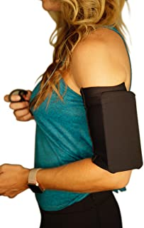 MÜV365 iPhone 6 Armband for Runners - Also Fits iPhone 11, 8, 7, 6S, Plus Sizes, Samsung Galaxy S10, S9, S8, S7, S6, A8, N...