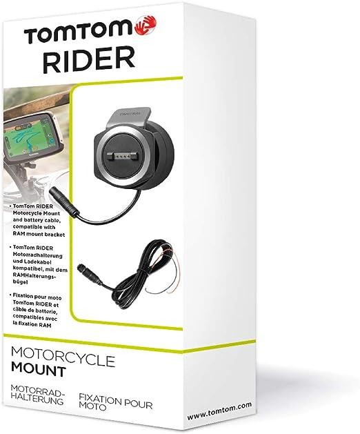 Tomtom Rider Motorradhalterungsset Exklusive Ram Für Alle Tomtom Rider Modelle Siehe Kompatibilitätsliste Unten Tomtom Auto