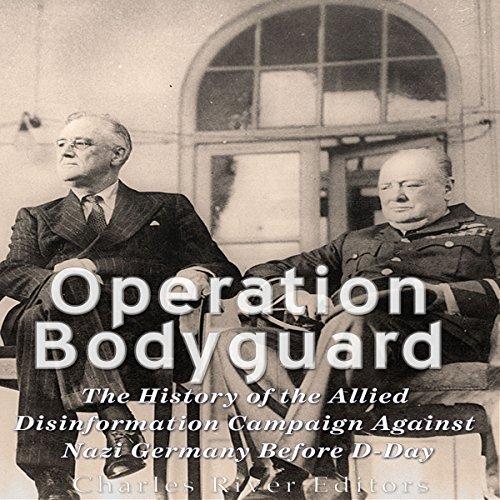 Operation Bodyguard cover art