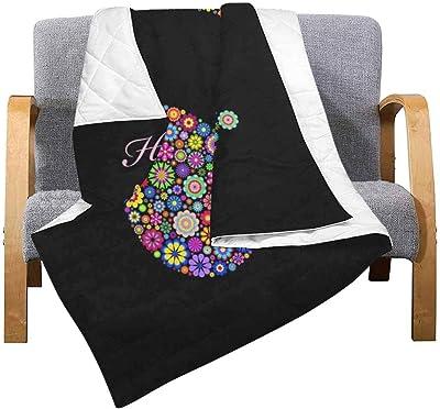 Amazon.com: InterestPrint - Colcha de edredón con diseño ...