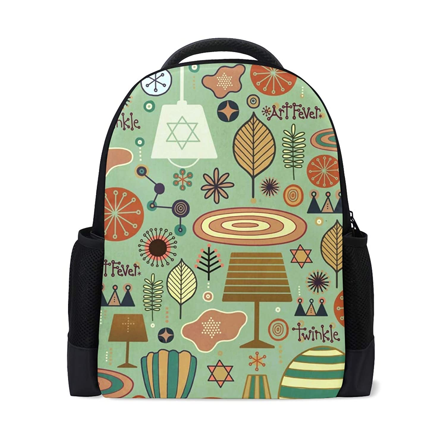 Student Backpacks College School Book Bag Travel Hiking Camping Daypack for boy for Girl | 16.1