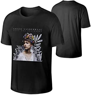 Adult Young Mens Fashion Short Sleeves Gift T-Shirt