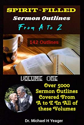 SPIRIT FILLED Sermon Outlines From A to Z (English Edition)