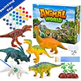 Gift for 3-10 Year Old Boys Kids,3D Painting Dinosaurs for Boys Toy Age