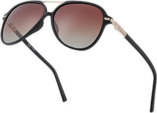 ZENOTTIC - Gafas de Sol Polarizadas Aviador para Hombre y Mujere Protección UV400 Montura TR90 Ultraligeras con Forma de Piloto