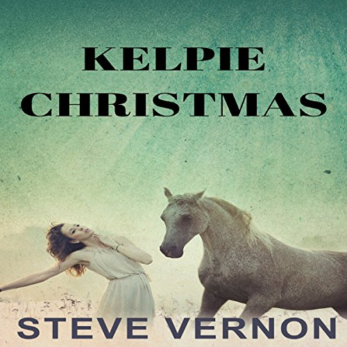 Kelpie Christmas audiobook cover art