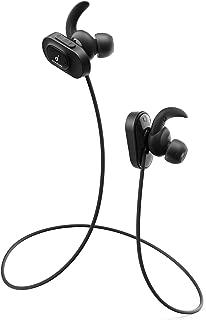 Anker Soundcore Sport Air(ワイヤレスイヤホン カナル型 スポーツ用)【SweatGuardテクノロジー/Bluetooth 5.0対応 / IPX7防水規格 / 10時間連続再生 / マイク内蔵】