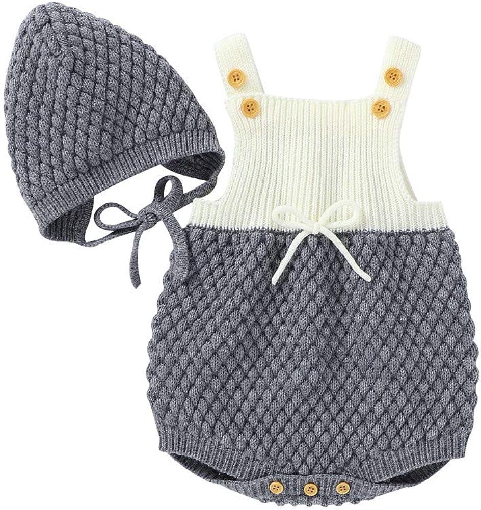 Max 50% OFF Rtnnsbbfcm 2 Piece Newborn Toddler Bodysuit Romper Baby Shipping included Girl Boy