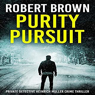Purity Pursuit audiobook cover art