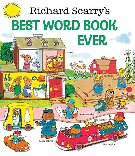 Richard Scarry's Best Word Book