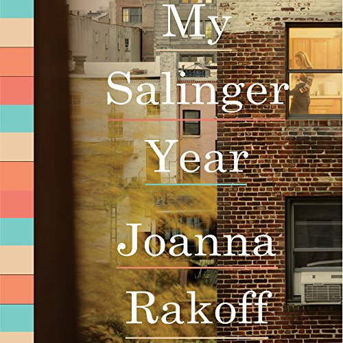 My Salinger Year cover art