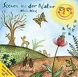 Szenen aus der Natur: 20 fantasievolle Klavierstücke für Kinder zum Anhören und Spielen