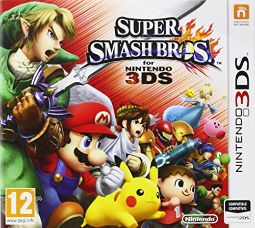 GIOCO SUPER SMASH BROS 3DS 45496526283