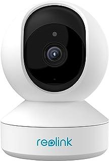 Reolink 5MP PTZ babyfoon slimme beveiligingscamera, 3X Optisch Gezoem 2.4/5GHz Dual-Band WiFi Draadloze Binnencamera, 2-We...