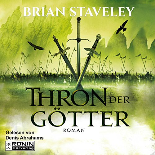 Thron der Götter audiobook cover art