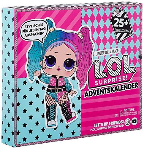 LOL Surprise Bambole da Collezione, Vestiti & Accessori di Design, #OOTD (Outfit of the Day)