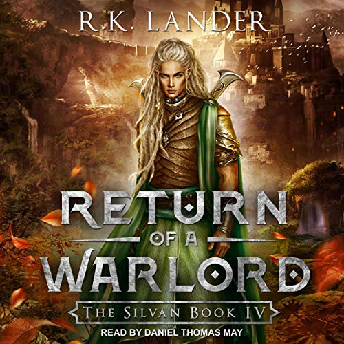Return of a Warlord cover art