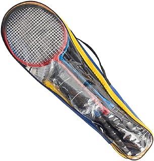 cc20c4774 Kit Badminton 4 Raquetes 2 Petecas 1 Rede 1 Suporte + Bolsa