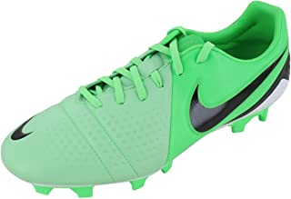 Men's CTR360 TREQUARTISTA III FG Soccer Shoes 8 Men US (Fresh Mint/Black/NEO Lime)