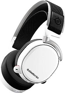 SteelSeries Arctis Pro Wireless - Gaming Headset - Hi-Res Speaker Drivers - Dual Wireless (2.4G & Bluetooth) - Dual Batter...