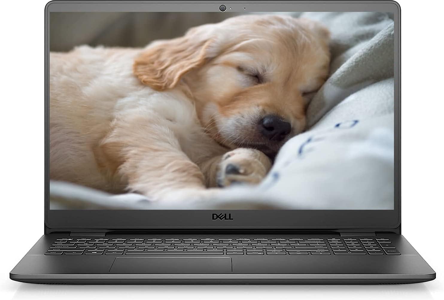 Dell Inspiron 3000 Business Laptop, 15.6 HD Display, Intel Celeron Processor N4020, Windows 10 Pro, 16GB DDR4 RAM, 256GB PCIe SSD, Webcam, Bluetooth, HDMI, SD Card Reader