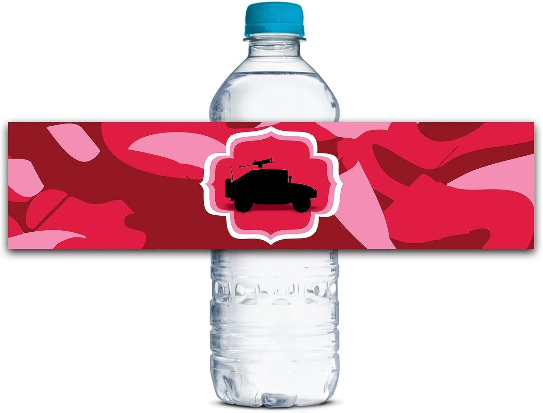 Personalisierte Personalisierte Personalisierte Wasserflasche Etiketten Selbstklebende wasserdichte Camouflage Individuelle Aufkleber 8  x 2  Zoll - 50 Etiketten B01A0W03LS  | Das hochwertigste Material  6356d9