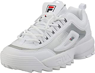 Fila Disruptor II Clear Womens White Trainers