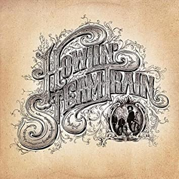 Howlin' Steam Train - EP