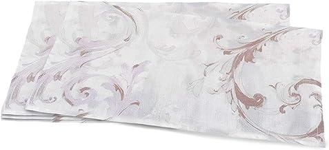 مجموعة فلور دوس لديكور المنزل من سارو لايف ستايل، 35.56 سم × 50.8 سم، لافندر