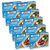 Halal Beef and Lamb Gyro by Midamar - Fully Cooked, seasoned and sliced - 10,16 oz packs