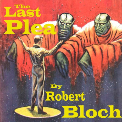 The Last Plea audiobook cover art