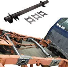 Hydraker Rear Upper Shock Mount Crossmember Fit for Chevrolet Silverado Chevy or GMC Sierra 1500,2500 Non-HD