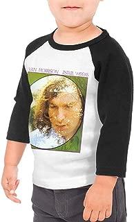 Van Morrison Astral Weeks Baby Girls Boys 3/4 Sleeve Shirts Raglan Shirt Baseball Tee Cotton