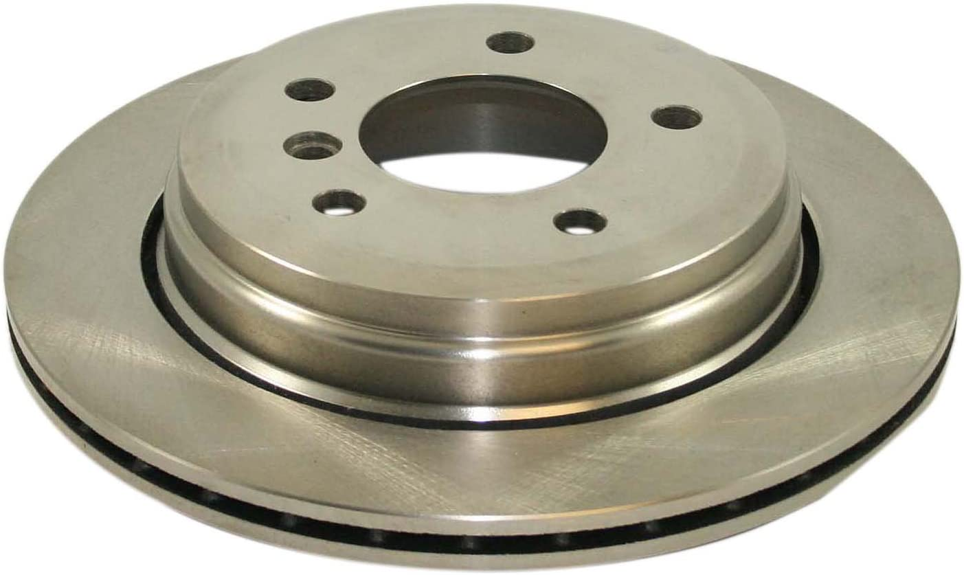 DuraGo BR900778 Rear Vented Rotor Disc Tampa Mall Brake Spring new work