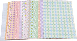Baoblaze 20 Sheets Colorful Photo Sticker Borders Film Stickers for Fujifilm Instax Mini 8, 7S, 25, 50S, 90 Camera Film - C