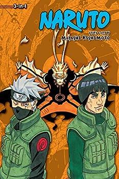 Naruto  3-in-1 Edition  Vol 21  Includes Vols 61 62 & 63  21