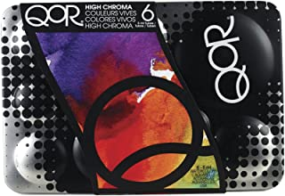QoR Watercolor Introductory 6-High Chroma Set