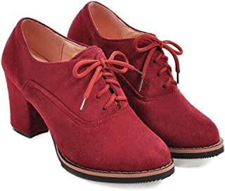 Best office red boots Reviews
