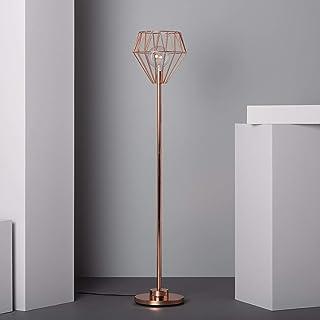 LEDKIA LIGHTING Lámpara de Pie Fugalaau Cobre